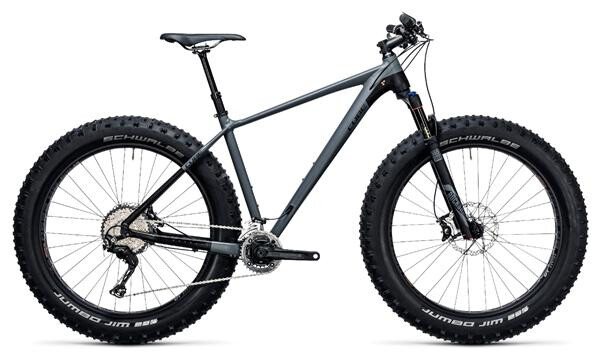 CUBE - Nutrail Race grey´n´black
