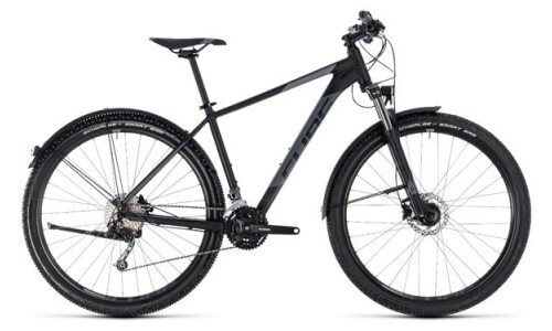 Cube Aim SL Allroad black´n´grey