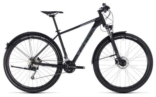 CUBE - Aim SL Allroad black´n´grey
