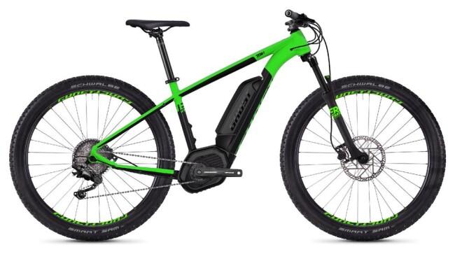 Ghost Hybride Teru B2.7+ e-Mountainbike 27,5 Zoll+