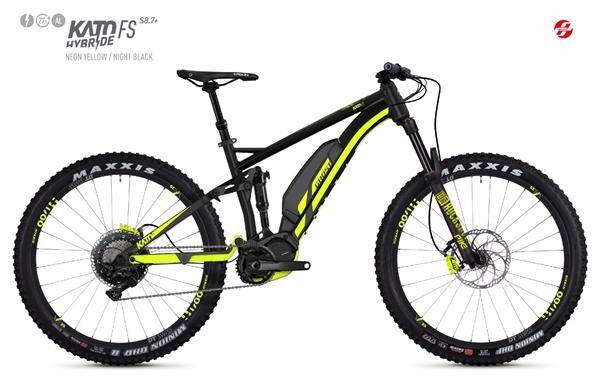 GHOST - HYBRIDE Kato FS S8.7+ AL