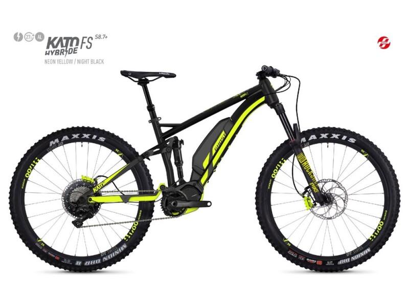 Ghost HYBRIDE Kato FS S8.7+ AL