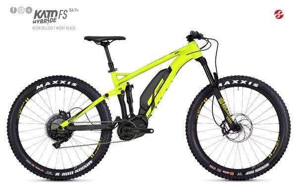 GHOST - HYBRIDE Kato FS S6.7+ AL