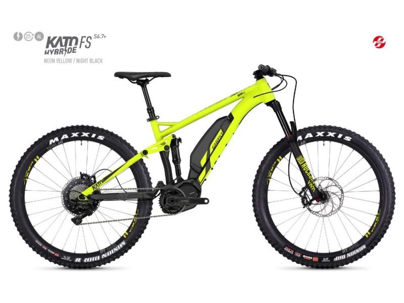 Ghost HYBRIDE Kato FS S6.7+ AL