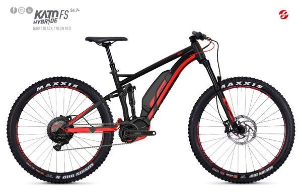 GHOST - HYBRIDE Kato FS S4.7+ AL