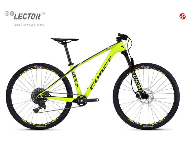 Ghost Lector 1.6 LC U