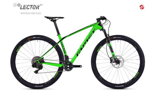 Ghost Lector 8.9 LC