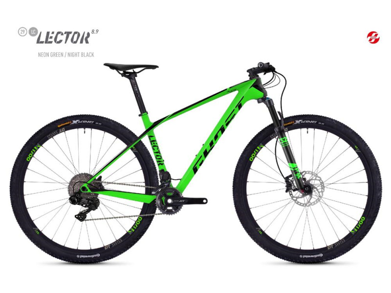 Ghost Lector 8.9 LC U