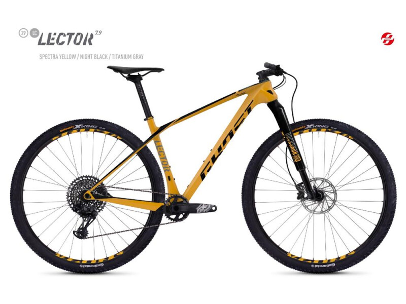 Ghost Lector 7.9 LC U