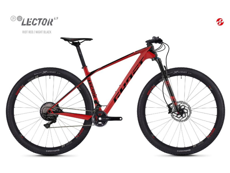 Ghost Lector 6.9 LC U