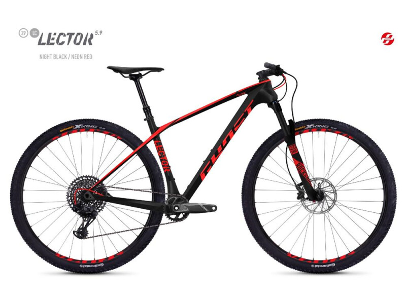 Ghost Lector 5.9 LC U
