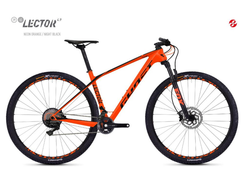 Ghost Lector 4.9 LC U