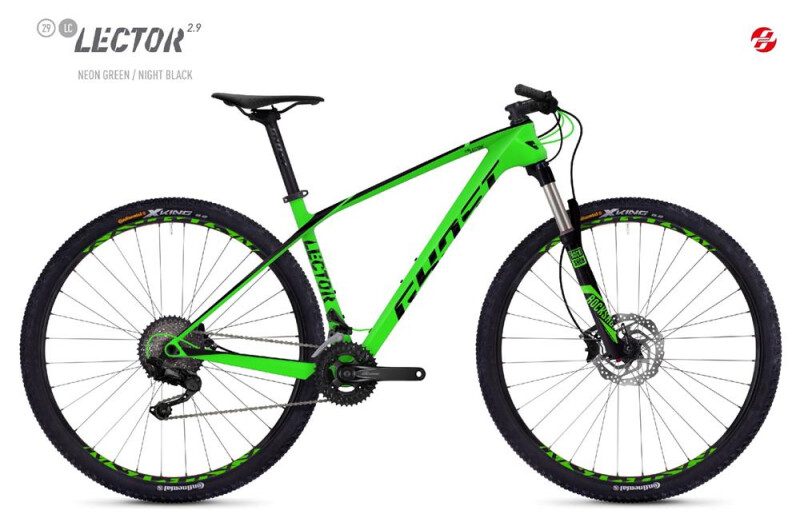 Ghost Lector 2.9 LC MTB