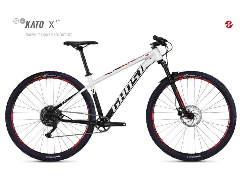 Ghost Kato X4.9 AL U