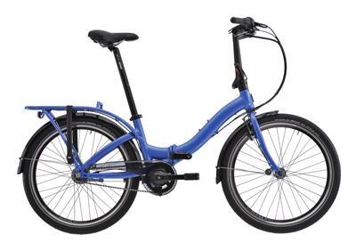 Tern - Castro P7i dark blue / blue