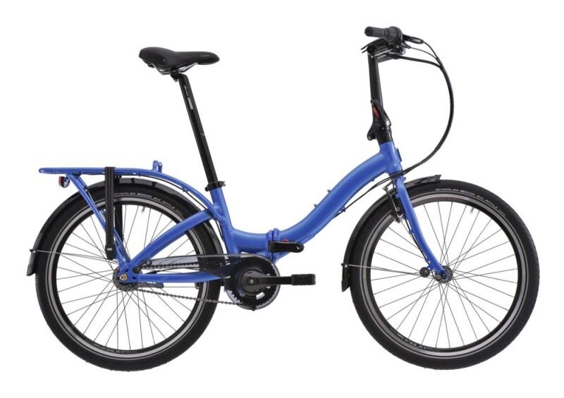 Tern Castro P7i dark blue / blue