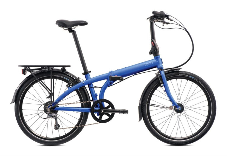 TERNNode D8 dark blue / blue