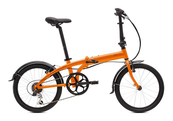 TERN - Link B7 orange / dark orange