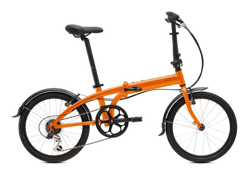 Tern Link B7 orange / dark orange