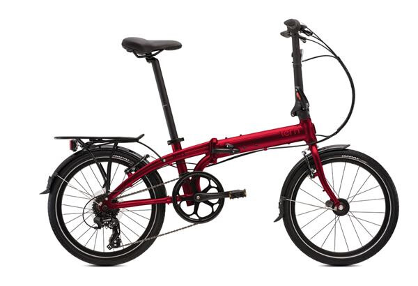 TERN - Link C8 dark red / red