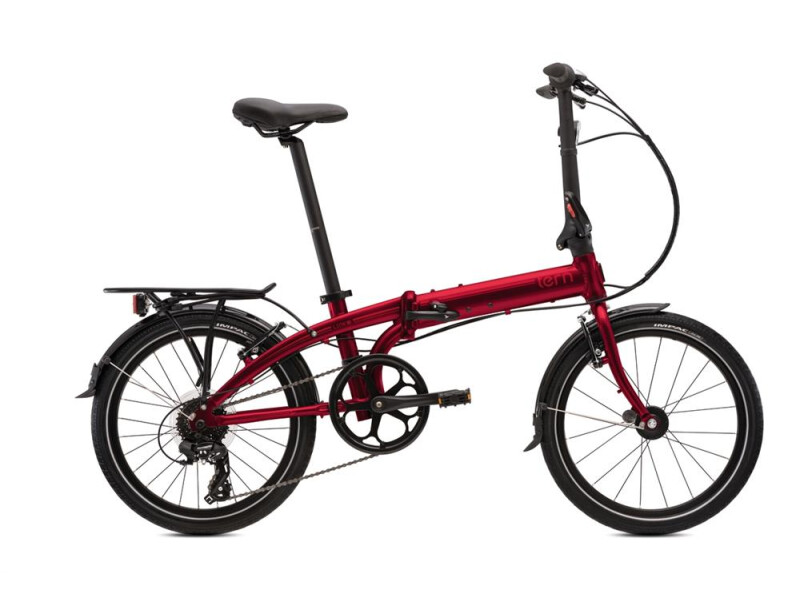 Tern Link C8 dark red / red