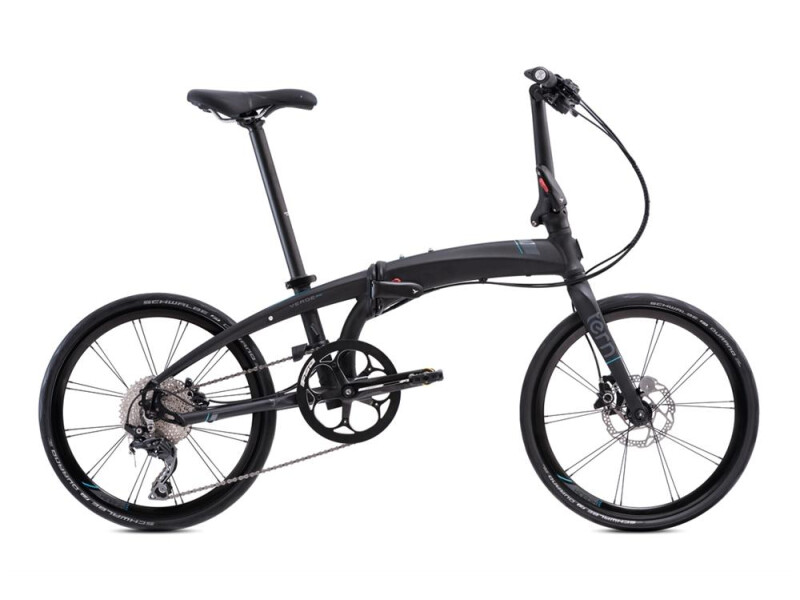 Tern Verge P10 black / dark grey