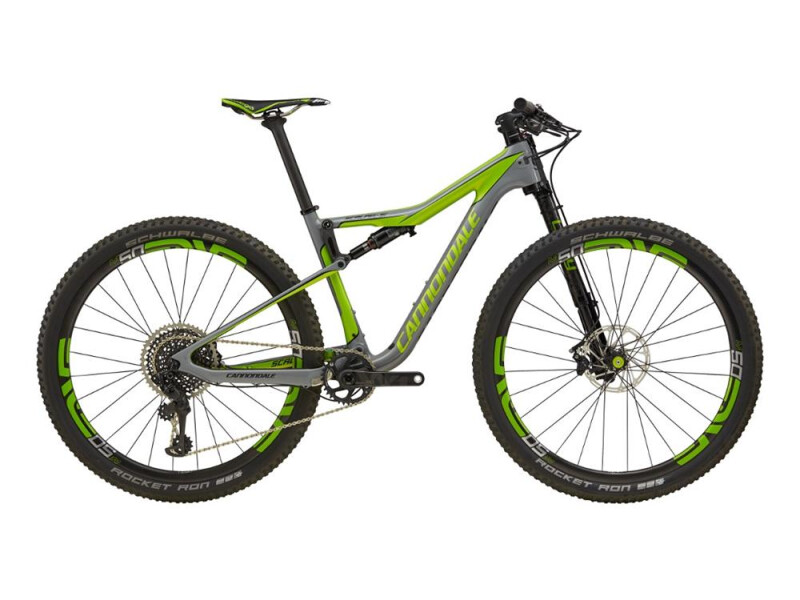 Cannondale Scalpel Si HM Team SGY
