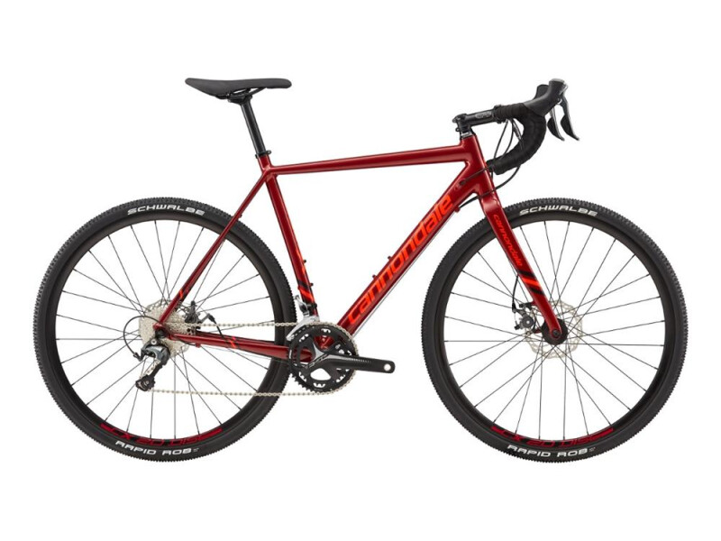 Cannondale CAADX Tgra FRD