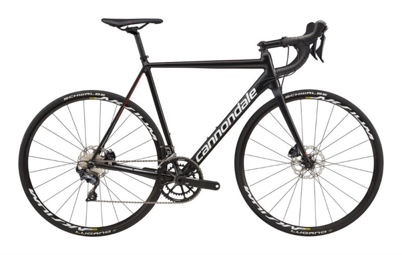 Cannondale CAAD12 Disc Ult BLK Rennrad