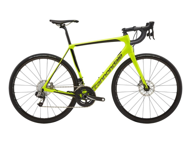 Cannondale Synapse Crb Disc Red eTap VLT