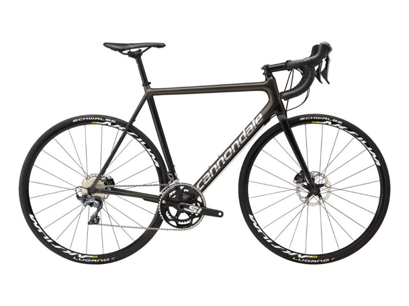 Cannondale SuperSix EVO Crb Disc Ult ANT