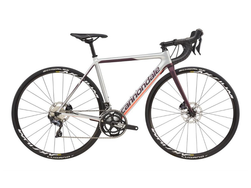Cannondale SuperSix EVO Crb Disc Ult SLV