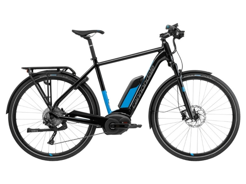 Cannondale Tesoro Neo 1 BLK