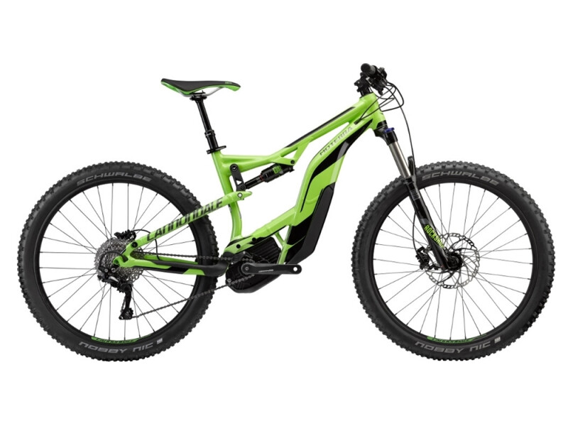 Cannondale Moterra 3 GRN