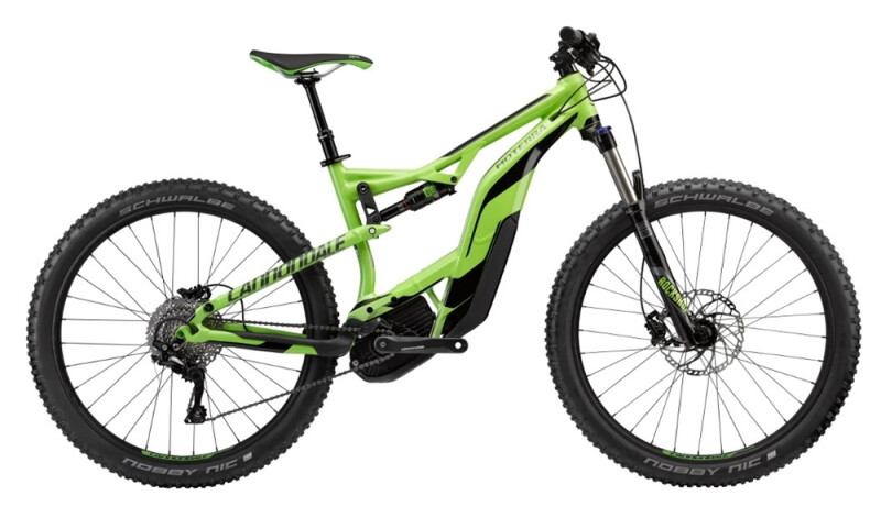 Cannondale Moterra 3 GRN E-Bike