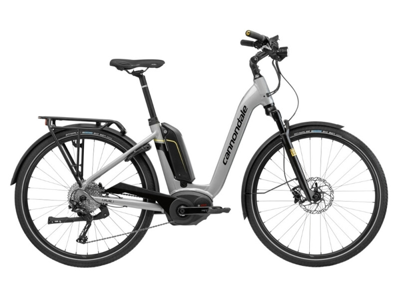 Cannondale Mavaro Neo City 1 ASH