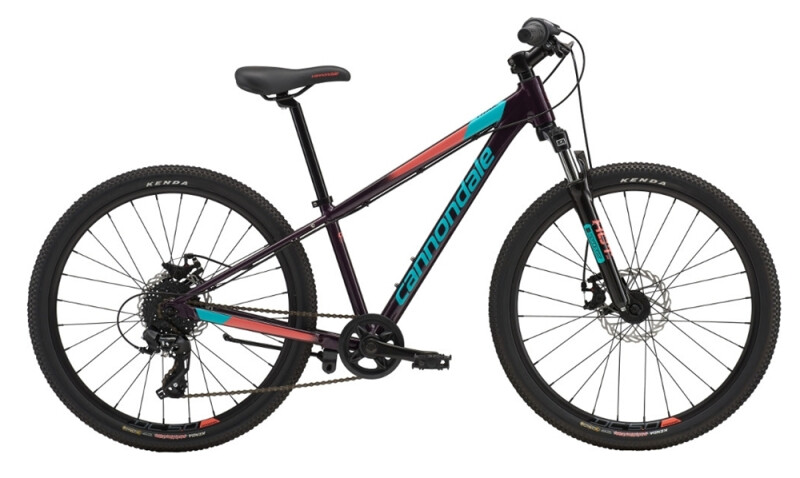 Cannondale 24 F KidsTrail GXY OS