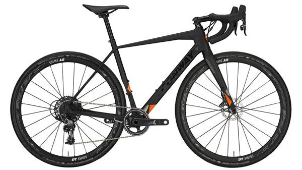 CONWAY - GRV 1200 CARBON -54 cm