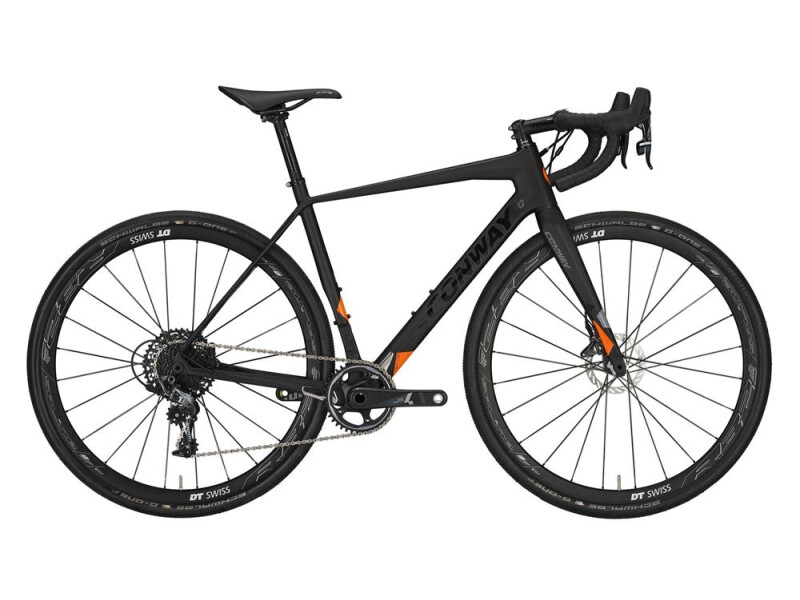 Conway GRV 1200 CARBON -54 cm