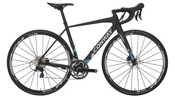 CONWAY - GRV 1000 CARBON -50 cm
