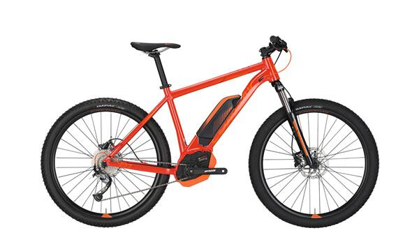 CONWAY - eMR 227 SE 500 red/orange -44 cm