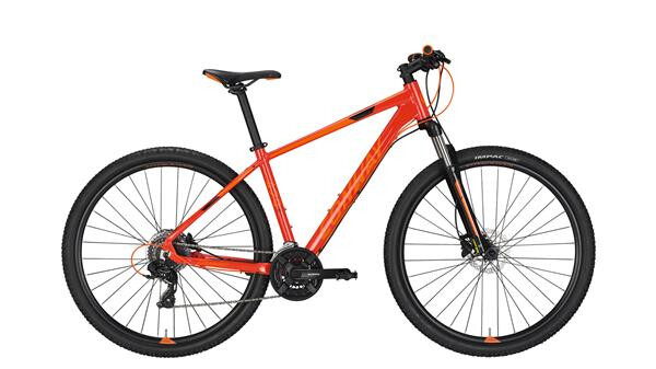 CONWAY - MS 429 red/orange -50 cm