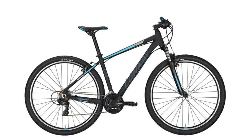 Conway MS 329 black -50 cm