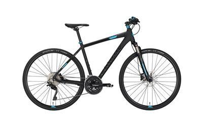 Conway CS 701 black matt/blue -55 cm