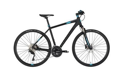 Conway CS 701 black matt/blue -50 cm