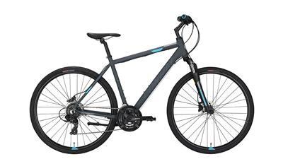 CONWAY - CS 301 grey matt/blue -56 cm