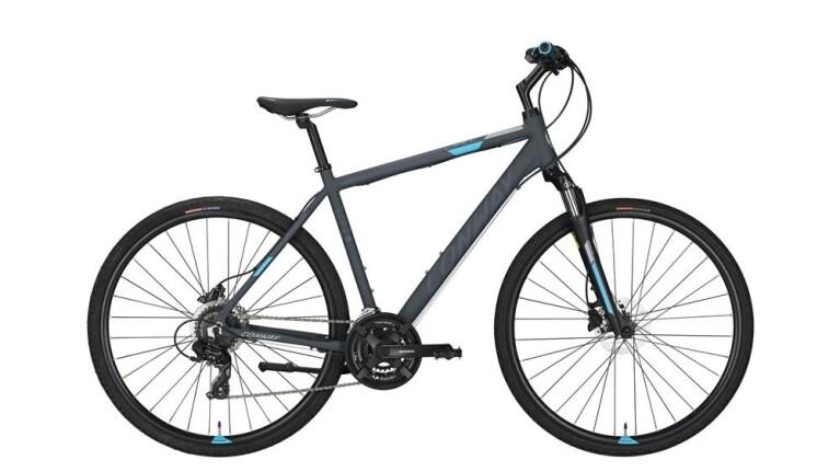 CONWAYCS 301 grey matt/blue -60 cm