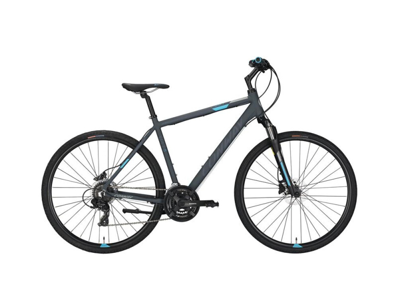 Conway CS 301 grey matt/blue -60 cm