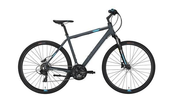CONWAY - CS 301 grey matt/blue -52 cm