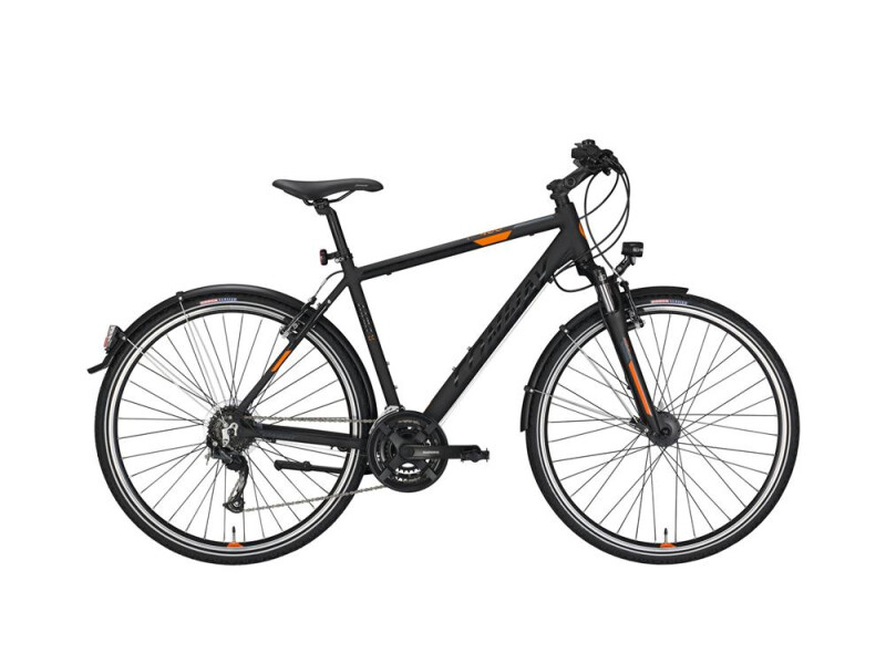 Conway CC 400 black matt/orange -52 cm